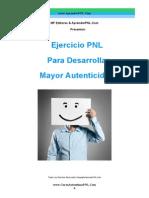 PNL Ejercicio PNL Para Desarrollar Mayor Autenticidad - CursoAutoestimaPNL