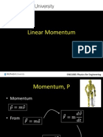 04 Linear Momentum