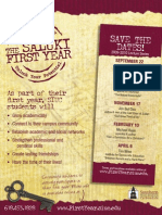 SIUC Saluki First Year Events