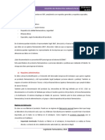 Transcripción Registro de Productos Farmacéuticos