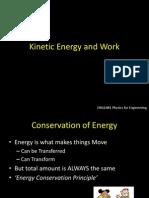 01 Kinetic Energy and Work