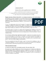 Comunicado Prensa Gm Agro Bio