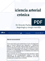 ENARM Insuficiencia Arterial Cronica
