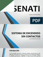 Senati Sistema de Encendido Transistorizado
