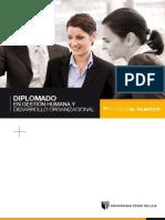 Diplomado Gestion Humana 2013