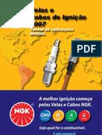 AUTOMANIACO - Catalogo de Cabos e Velas NGK