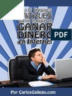 Los 5 Errores Fatales CarlosGallego