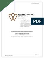 employee handbook rev 5