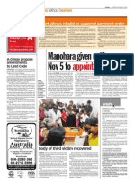 thesun 2009-10-30 page04 manohara given until nov 5 to appoint lawyer