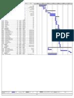 Microsoft Office Project - Projeto DP Parte Do TI