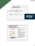 Kalkulus - Kurva Parametrik Bidang Dan Koordinat Polar PPT 3
