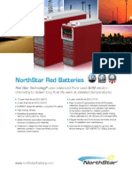 NorthStar Red Batteries (SES-541-56)