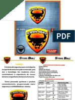 AUTOMANIACO - Alarme Steel Bull