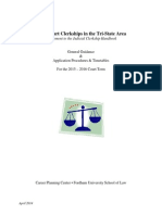 State Court Clerkships in the Tri-State Area - April 2014 Guide