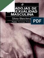 De Silvia Bleichmar - Paradojas de La Const. Sexual