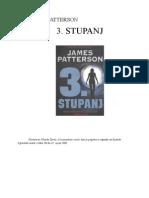 3. Stupanj - James Patterson