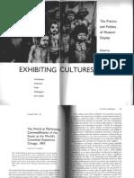 Exhibiting Cultures