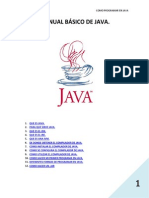 Manual Basico Java
