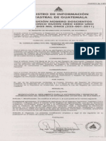 225-001-2011 Modificacion Reglam. Agrimens