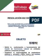 PresentacionConvivenciaLaboral150612