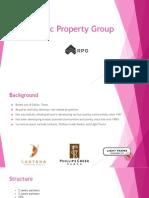 republic property group ppt