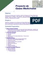 Programa Curso Proyecto Gases Medicinales