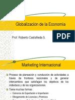 Globalización de La Economia
