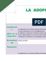La Adopción de Niños en Colombia