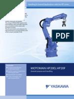 Robot HP20D
