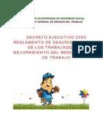 Decreto-Ejecutivo 2393 - SSA