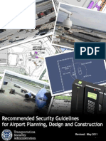 TSA Airport Security Design Guidelines