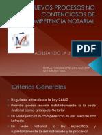 Procesos No Contenciosos de Competencia Notarial-Marco Antonio Pacora Bazalar
