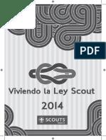 Agenda 2014 Scout Una Tinta