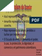 flag of ecuador power point copy