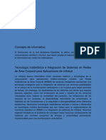 Concepto de Informática y de Sensores