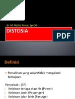 Patologi Persalinan.ppt;Distosia