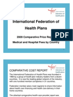 International Federation of Health Plans