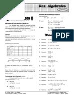 Álgebra ELITE Repaso y Regularizacion 11.2
