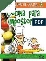 Cocina Para Impostores de Falsarius Chef r1.4