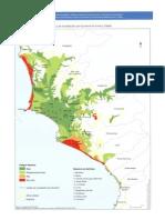 Mapa de Zonificacion Sismica Lima