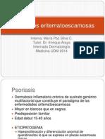 Afecciones eritematoescamosas