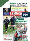 LE BUTEUR PDF du 03/11/2009
