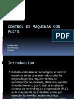 Control de Maquinas Con Plc's