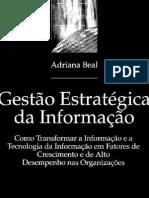 Gestão Da Informação-livro