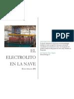 El Electrolito en La Nave