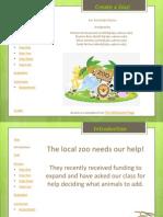 zoo webquest