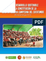 Plan de Desarrollo Sostenible-zrc Catatumbo