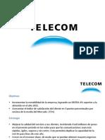 03 - An+ílisis Financiero 1 - Caso Telecom - Presentaci+¦n - MBA2013A