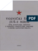 Yugoslavian Helmet model 85