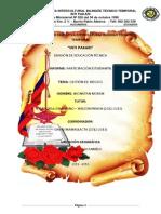 Informe Dev Campo de Accion